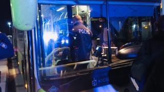 Koronavirüs hastası yolcu otobüste güçlük çıkardı