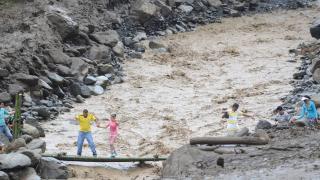 Kolombiya'dan Panama'ya geçmek isteyen göçmenler boğuldu