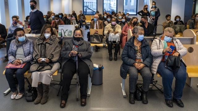 """Kongolu kadınlardan sömürgeci Belçikaya """"insanlık suçu"""" davası"""