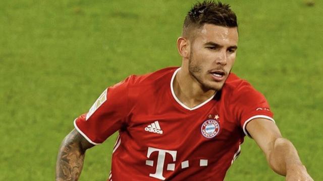 Bayern Münihli Lucas Hernandeze hapis şoku