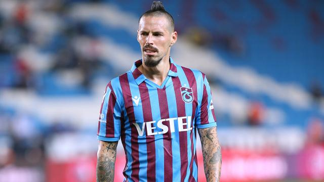 Trabzonsporda Marek Hamsik endişesi