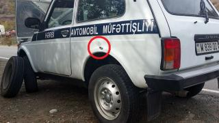 Karabağ'da Ermeni gruplar Azerbaycan'a ait konvoya ateş açtı