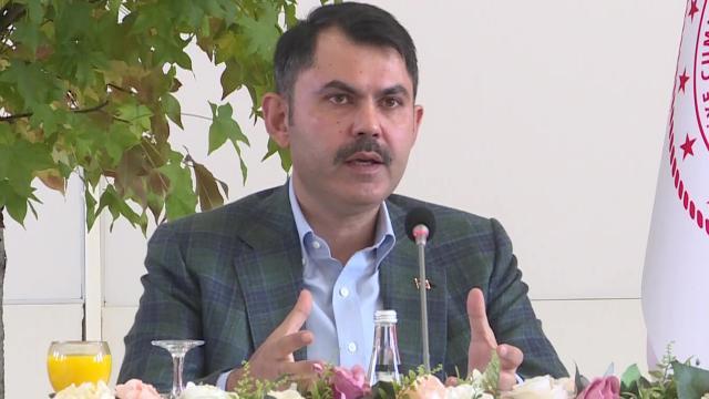 Bakan Kurum: Türkiye yeşil kalkınma dönemine liderlik edecek