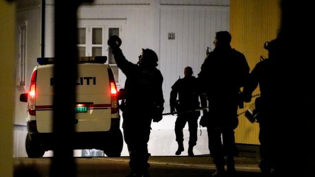 Norveçte oklu saldırı: 5 ölü