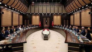 Savunma Sanayii İcra Komitesi toplantısı yapıldı