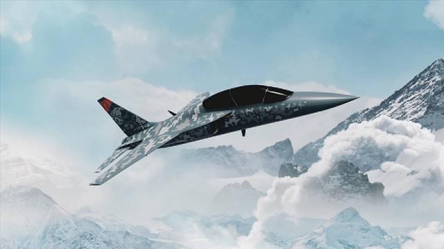 """Milli uçak projeleri """"Demir Kuş"""" tesisinde tasarlanacak"""