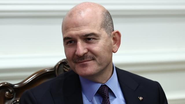 Bakan Soylu: Afet yönetimi iş birliğimizi Kırgızistan ile üst düzeye çıkartmak istiyoruz
