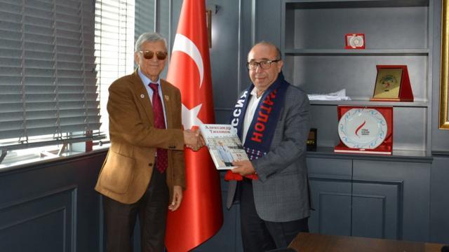 Türkiye ile Rusya biatlon branşında iş birliği planlıyor