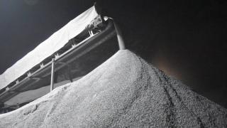 Karla mücadele için tuz üretimi arttı