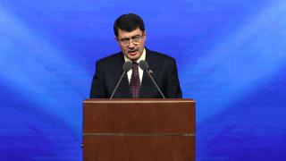 Vali Şahin Ankara'nın başkent oluşunu kutladı