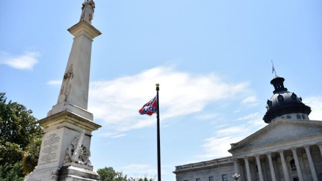 ABDdeki konfederasyon anıtlarıyla ırkçı saldırılar arasında bağlantı