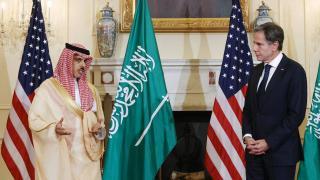 ABD ve Suudi Arabistan dışişleri bakanları Yemen'i görüştü