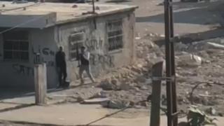 Adana'da sokak ortasında silahlı çatışma