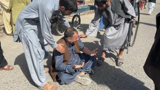 Afganistan'daki terör eylemini DEAŞ üstlendi