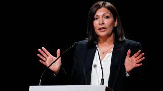 Fransa'da Sosyalist Parti'nin cumhurbaşkanı adayı Hidalgo