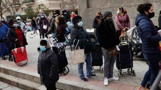 Dünyada yoksulluk koronavirüs salgını nedeniyle arttı