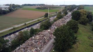 Belçika'daki selin izleri 3 aydır silinemedi