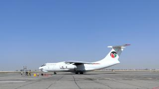 BM'den Afganistan'a insani yardım: Uçak Özbekistan'a ulaştı