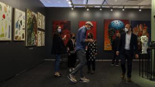 Contemporary Istanbul'u 40 bini aşkın kişi ziyaret etti