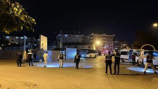 Konya'da çöp konteynerinde patlama: Ev ve iş yerlerinin camları kırıldı