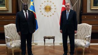 Afrikalı liderlerin Türkiye trafiği yoğun oldu