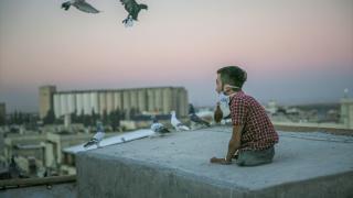 İdlibli Ahmed Deyyub'un tek isteği protez bacaklar