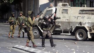 Doğu Kudüs'te İsrail şiddeti: 1 Filistinli yaralandı