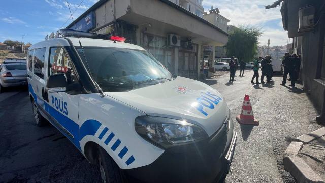 Kayseride bacanağı tarafından silahla vurulan kişi yaralandı
