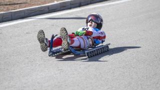 Tekerlekli Kızak Türkiye Şampiyonası tüm hızıyla devam ediyor
