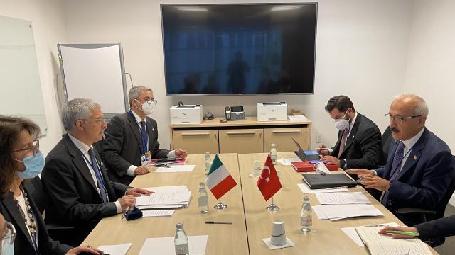 Bakan Elvan G-20 Bakanlar Toplantısına katıldı