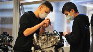 Yerli otomobilin 'geleceği' bu okulda yetişiyor