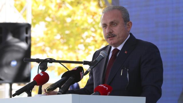 Mustafa Şentop: Bugün zaten güçlendirilmiş bir yürütme var