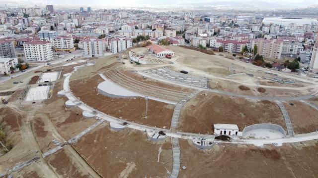 Sivasta 55 dönümlük araziye kurulacak park kente değer katacak