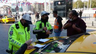 Ordu'da polis, taksi şoförlerini bilgilendirdi