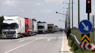 Avrupa'daki tır şoförü krizini Türk şoförler çözebilir