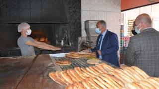 Tuşba'da zabıta ekipleri iş yerinde fiyat denetimi yaptı