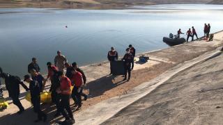 Yozgat'ta baraj gölünde kaybolan çocuğun cesedi bulundu