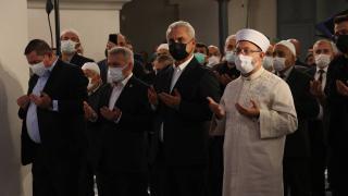 Ali Erbaş Kastamonu'da Mevlid Kandili Programı'na katıldı