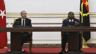 Angola Devlet Başkanı Lourenço: Gelecek, Türkiye ve Angola için iyi olacak