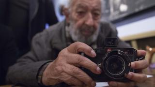 Ara Güler'in vefatının 3. yılı