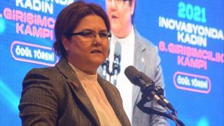 Bakan Yanık: Söz hakları olan kadınlarla güvenilir ve huzurlu bir Türkiye hedefliyoruz