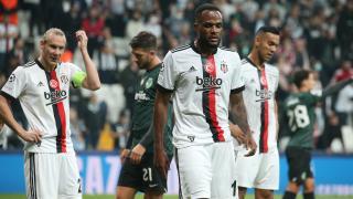 Beşiktaş Devler Ligi'nde puanla tanışamadı