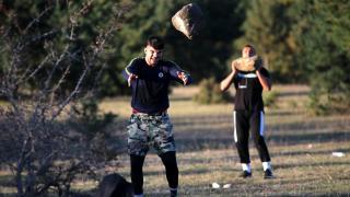 Boks Milli Takımı, Dünya Şampiyonası öncesi büyük taşlarla güç depoluyor
