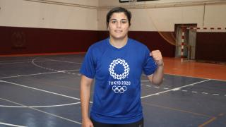 Olimpiyat şampiyonu Busenaz Sürmeneli: Efsane olmak istiyorum