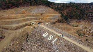 Demirci Durhasan Barajı, 2022'de tarım arazilerini sulamaya başlayacak