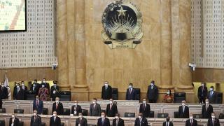 Cumhurbaşkanı Erdoğan Angola Meclisi'nde hitap etti