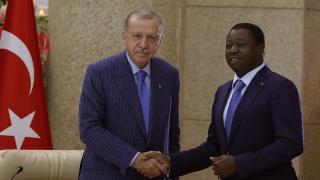 Cumhurbaşkanı Erdoğan: Togo'nun FETÖ ile mücadelede verdiği destek takdire şayandır