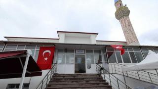 Seyitgazi ilçesindeki Mekke Camii ibadete açıldı