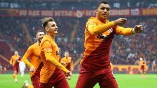 Galatasaray yükselişini sürdürdü
