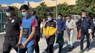 Mersin'de terör örgütü operasyonu: 11 gözaltı
